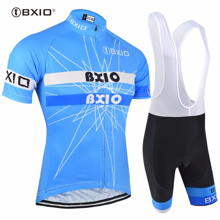 New Cycling Sets BXIO Brand Cycling Jerseys Equipo De Ciclismo Bike Clothes Bicycle Jersey Kurz Damen Maillot Ciclismo BX-113 #Affiliate