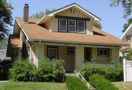 The side gable bungalow home designs pinterest home for Craftsman style gables