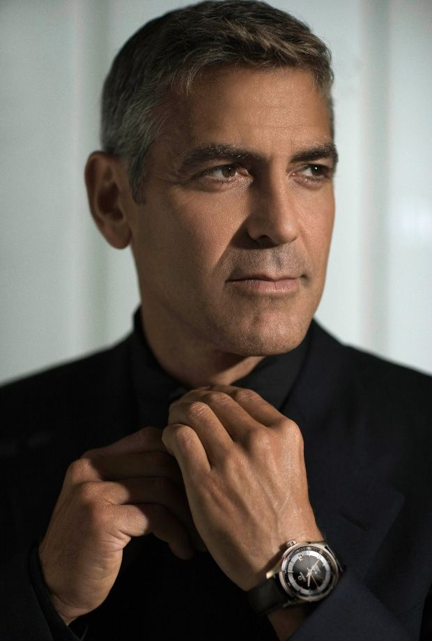 George Clooney for Omega