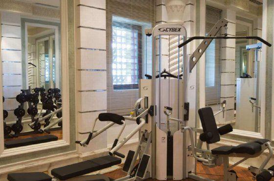 Prywatna siłownia w domu czy mieszkaniu. Blog budowlany 123budujemy.pl 123Budujemy - budowa domu #gym #fitness