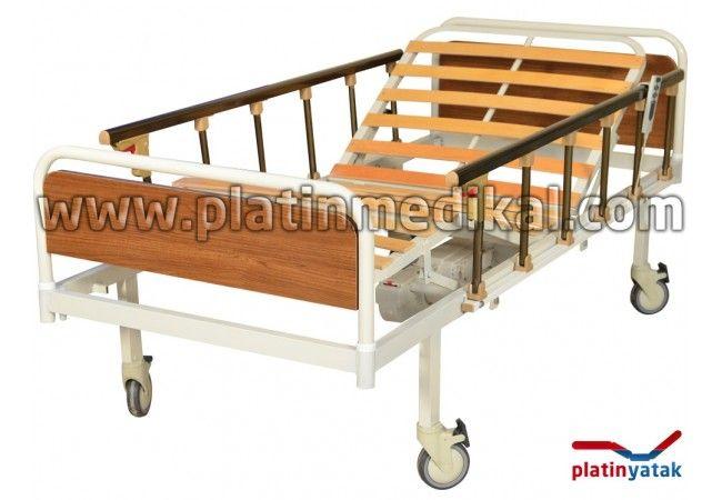 PM 201 - Yataksız Elektrikli Hasta Karyolası