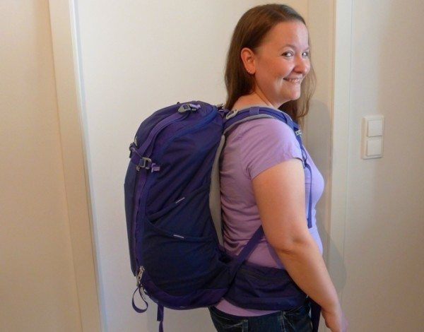 At Her Packing List, we think 40L travel backpacks just might be the best size female backpack out there. See why, how much they carry, and how to pick one.