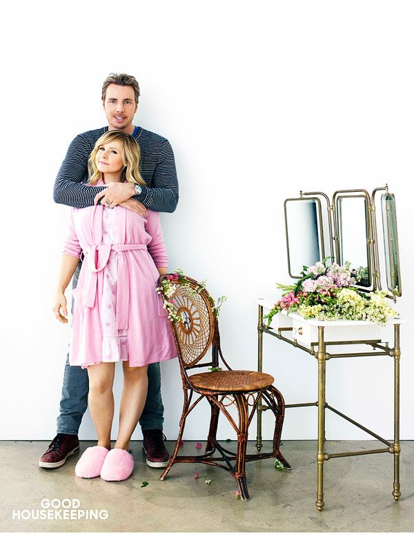 Couldn't love them more, Kristen Bell and Dax Shepard on couples therapy