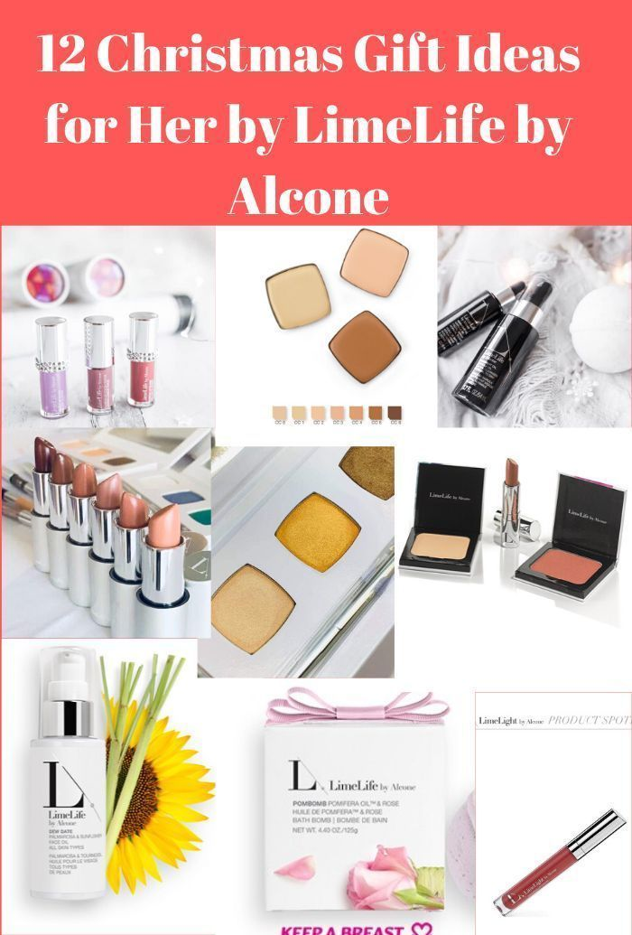 12 Christmas Gift Ideas For Her By Limelife By Alcone Reduced Prices Christmas Presents For Her Christmas Gifts Christmas Gifts For Her