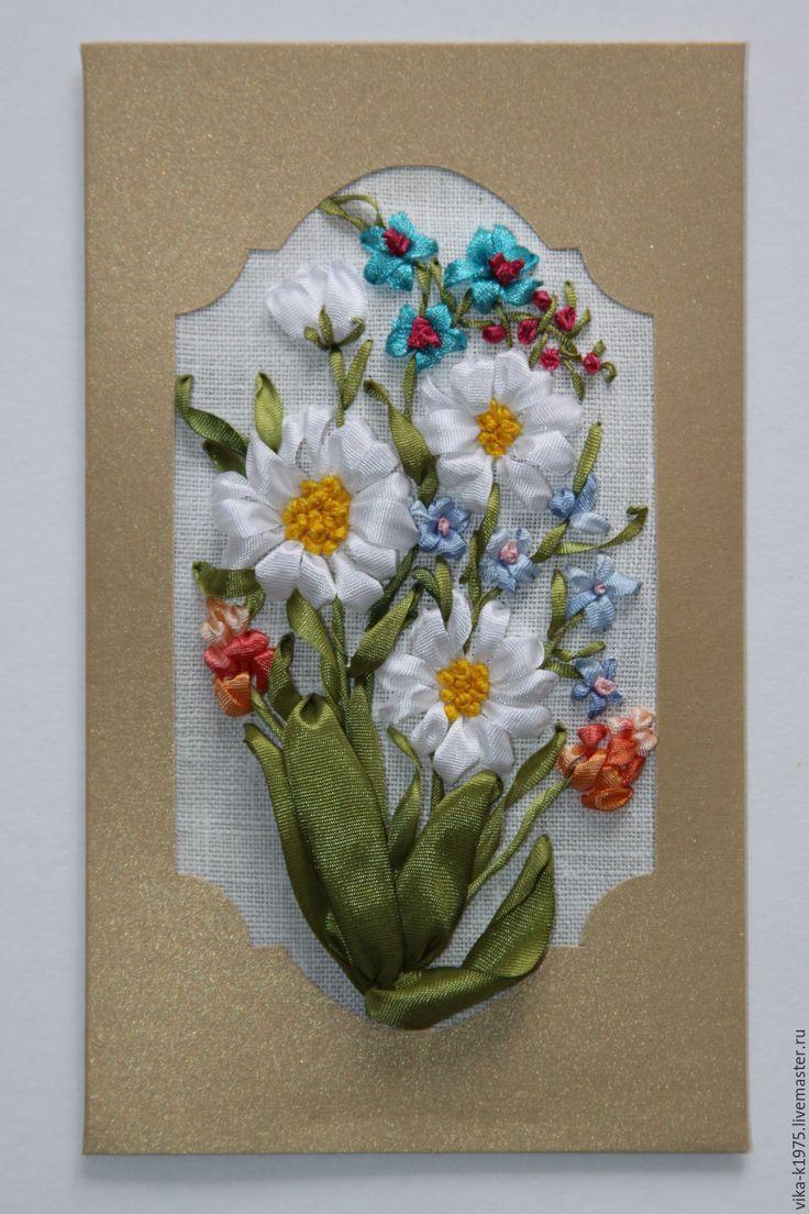 Ленты для открыток ручной работы, картинки