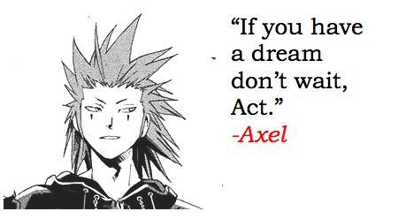 KINGDOM HEARTS QUOTES LOVE - image quotes at BuzzQuotes.com