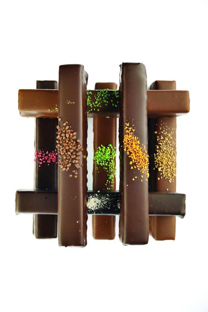 chocolate / food design - design culinaire