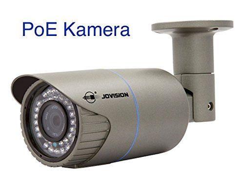 Jovision Full HD PoE IP-Kamera Indoor & Outdoor/ Typ: JVS-N5FL-HD-PoE / 2 MP / Tag & Nacht / Außenkamera / Überwachungskamera / Sicherheitskamera / Bewegungserkennung / E-Mail Alarm - http://kameras-kaufen.de/jovision/jovision-full-hd-poe-ip-kamera-indoor-outdoor-typ-2-2