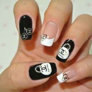 25 Best Nail Images On Pinterest Belle Nails Manicures And Beauty