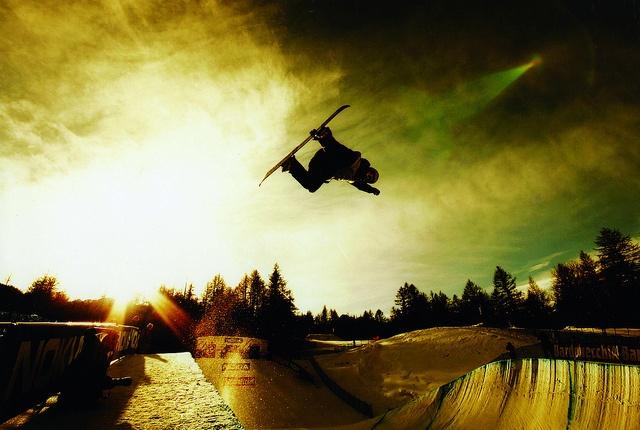 Snowboard by Comune_Bardonecchia, via Flickr