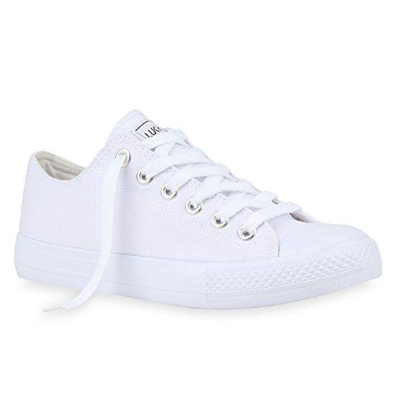Stiefelparadies Damen Schuhe Sneakers Turnschuhe Klassische Low Top. 3ec8180ddec