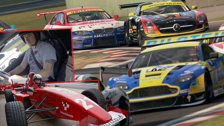 """""""PROJECT CARS"""" – IM SPIEL UND AUF DER RENNSTRECKE BILD-Reporter macht den Racing-Realitäts-Check"""