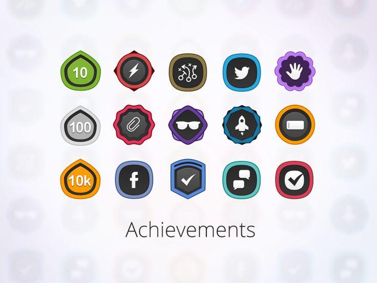 Achievements at Desk.com by Joey Lomanto