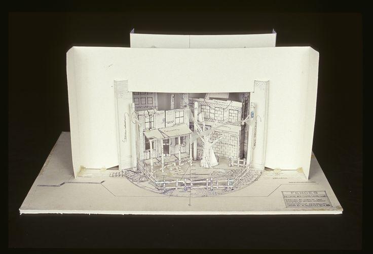 Preliminary maquette