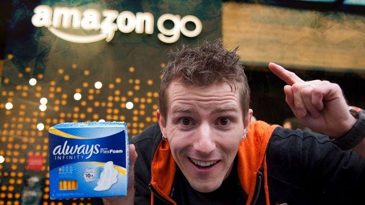 La tienda sin cajeros Amazon Go se estrena con robos y colas #Noticias