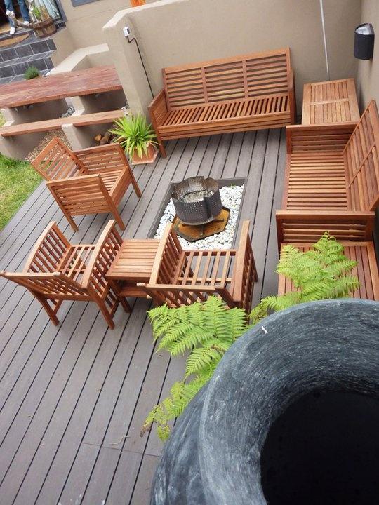 Braai Area Design Outdoor Living Areas Patio Outdoor Living