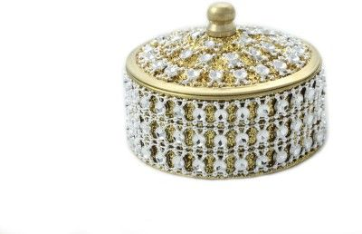 Sarvsiddhi Glitter Sindoor Box Showpiece - 4.5 cm Price in India - Buy Sarvsiddhi Glitter Sindoor Box Showpiece - 4.5 cm online at Flipkart.com