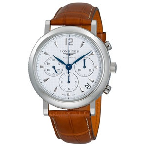 Love tue blue hands - Longines Mens Watch