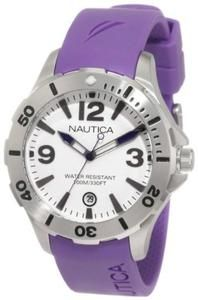 Nautica Men's N11551M BFD 101 Dive Style Midsize Watch