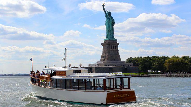 Manhattan, Jul 24: 1-Hour Statue of Liberty Cruise