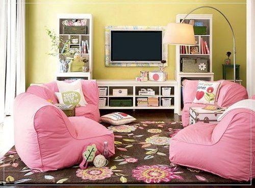 Sala para adolescentes | Ideas de inspiración home | Pinterest ...
