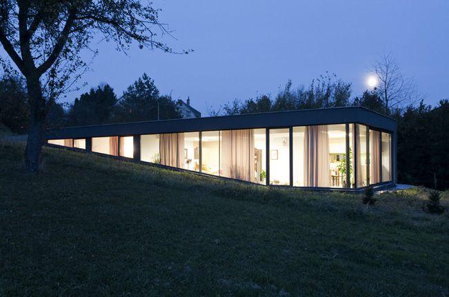 Family House by Kamil Mrva Architects, Brusperk, Czech Republic