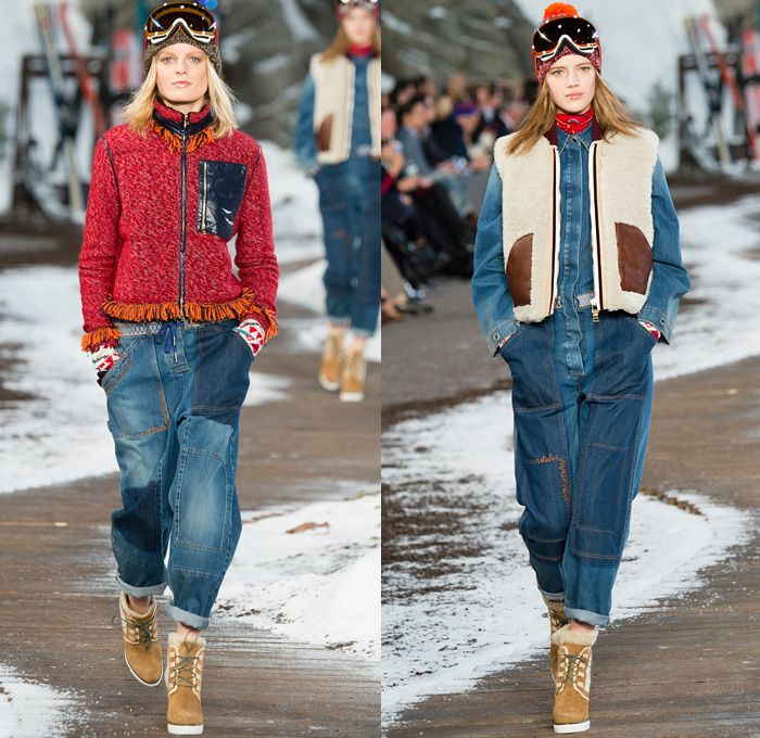 New For Auntum 2015: Tommy Hilfiger 2014-2015 Fall Autumn Winter Womens Runway