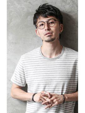 メリケンバーバーショップ(MERICAN BARBERSHOP)【0024】barber 亀岡春夫