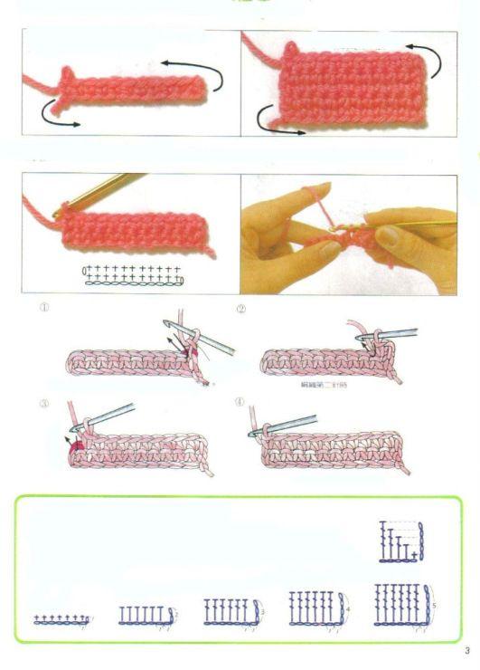 Gallery.ru / Фото #2 - Учебник вязания крючком и спицами - 4ypblrkin
