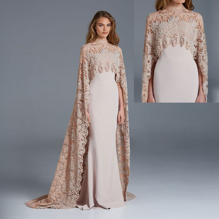2015-Stunning-Evening-Dresses-with-Lace-Shawl-Floor-Length-Elegant-Mermaid-Formal-Gowns-For-Mother-Bride.jpg