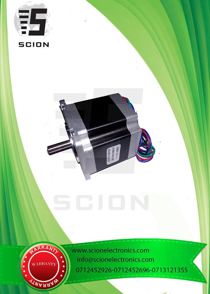 • Step Angle Accuracy: ±5%(full step, no load) • Resistance Accuracy: ±10% • Inductance Accuracy: ±20% • Insulation Class: B • Dielectric Strength: 500V AC for one minute • Shaft Radial Play: 0.06Max.(450g-load) • Shaft Axial Play: 0.08Max.(450 9-load)