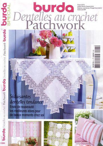 Burda Special Patchwork Croché - Barbara H. - Picasa Web Albums