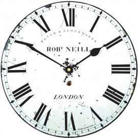 London Clockmaker Wall Clock 25.5cm or 36cm - From £24.95