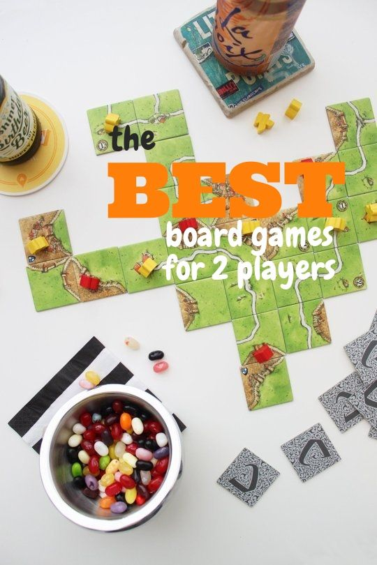 The Best Two-Player Couples Board Games for Game Night | Apartment Therapy