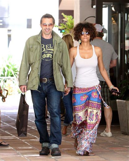 Halley Berry ...Halle Berry! Give me her body.