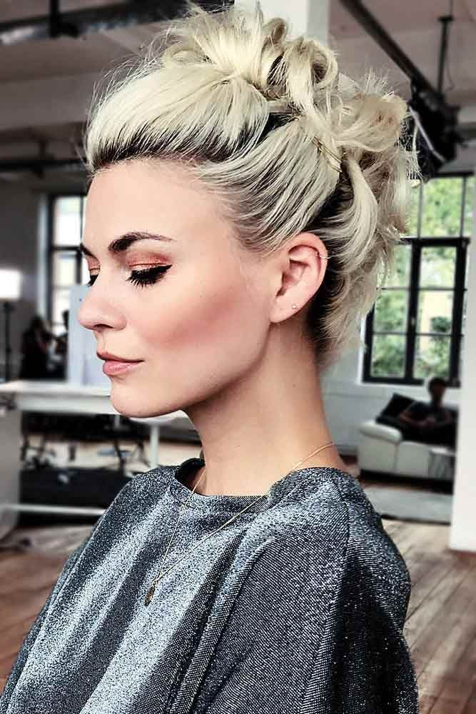 Short Hairstyle Ideas For Busy Moms Hairdos For Short Hair Short Hairstyles For Thick Hair Short Hair Dos
