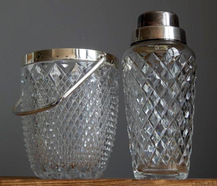 Art Deco WMF Cocktail Shaker \u0026 Ice Bucket & Art Deco WMF Cocktail Shaker \u0026 Ice Bucket | WMF - Tableware ...