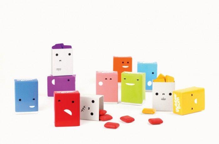 Chouettes petites boîtes