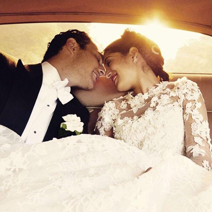 Reci�n casados