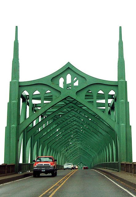 | McCullough Memorial Bridge, Coos Bay, Oregon | Flickr - Photo Sharing!