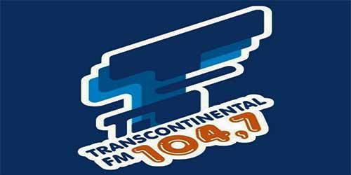 Listen online to Transcontinental FM 104.7 from Sao Paulo, Brazil. Tune and listen your favourite Transcontinental FM Radio with onlineradiotune.com