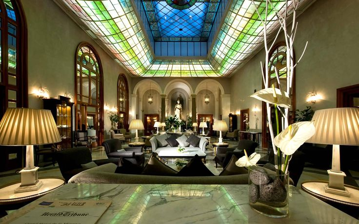 5 Star Hotel in Rome - Grand Hotel de La Minerve - Official Website - Luxury Hotel Rome Pantheon