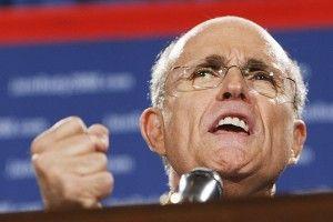 """Rudy Giuliani: Unlike Obama, Putin is """"what you call a leader"""""""