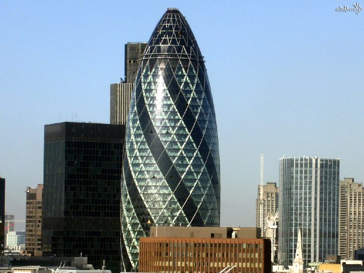 Famous Building in London Unusual Everything Pinterest