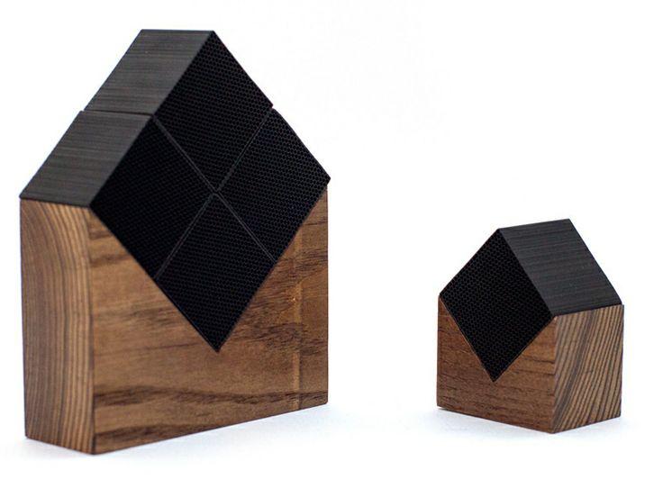 Chikuno Cube House Natural Air Purifier | Modern Home Decor | Everywhere