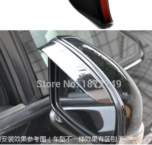 SIDE MIRROR RAIN SNOW GUARD VISOR SHADE SHIELD Accessories FIT FOR TOYOTA CAMRY 2007 2008 2009 2010 2011 XV40  #Affiliate