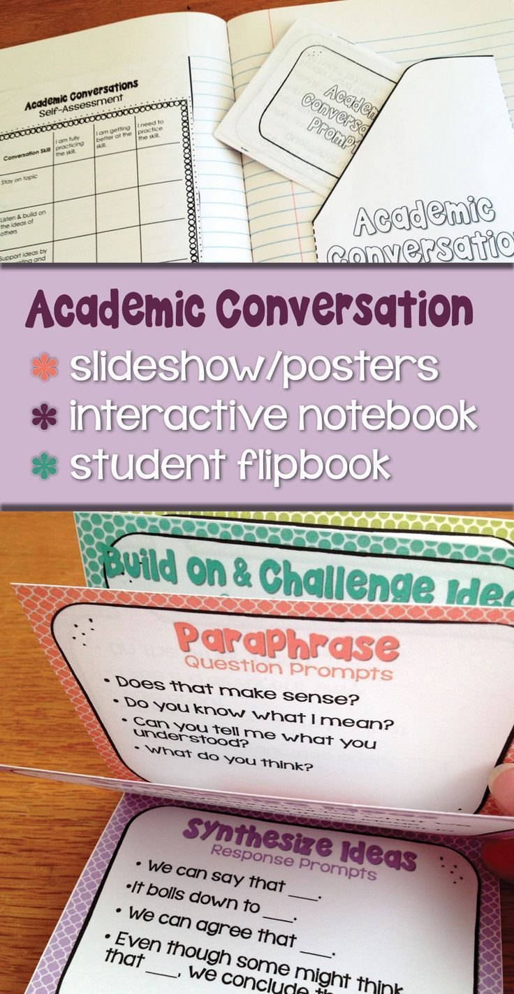 Using These Academic Conversation Anchor Chart Poster And Booklet Consistently Ha Elevated The Lev Socratic Seminar Language Paraphrasing In Oral Communication