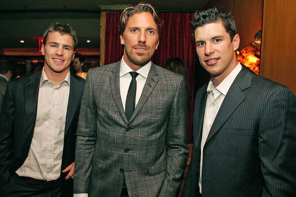 Hot hockey players