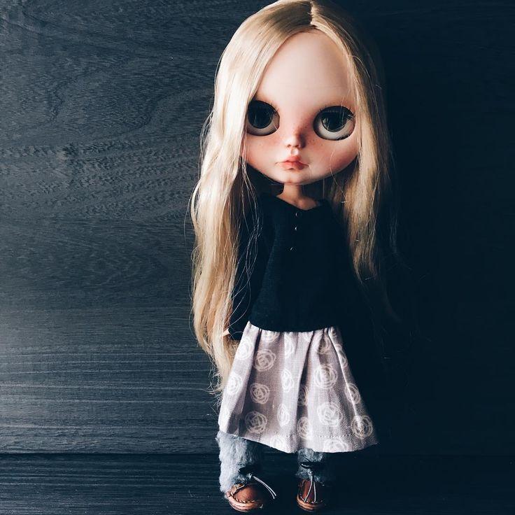 Hello everyone! ❤️ I am newbie #blythe #blythedoll #customblythedoll…