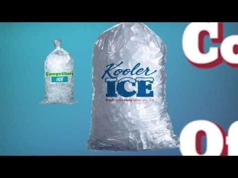 Are you going to start an ice block production business? You